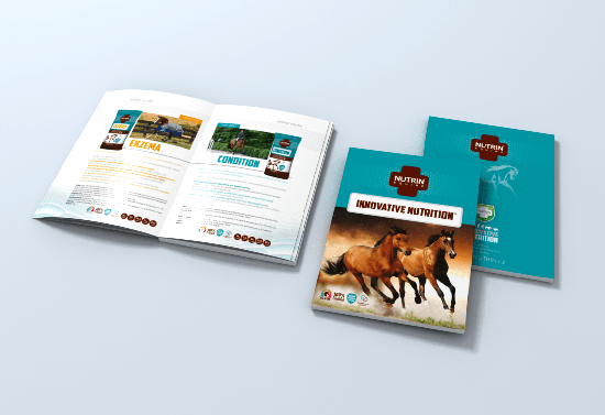 Nutrin s.r.o. – horse food catalogue